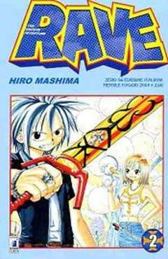 Copertina RAVE n.2 - RAVE 2, STAR COMICS