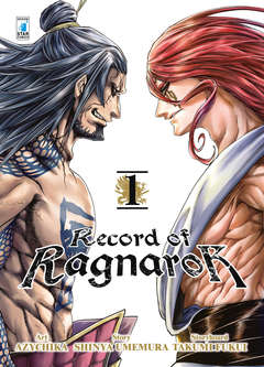 Copertina RECORD OF RAGNAROK 1 n.1 - RECORD OF RAGNAROK 1, STAR COMICS
