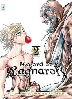 Copertina RECORD OF RAGNAROK n.2 - RECORD OF RAGNAROK 2, STAR COMICS