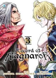 Copertina RECORD OF RAGNAROK n.3 - RECORD OF RAGNAROK 3, STAR COMICS