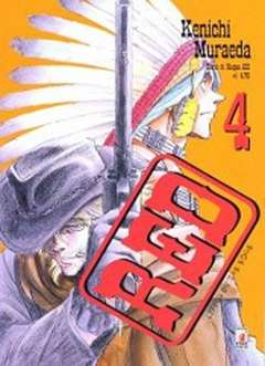 Copertina RED LIVING ON THE EDGE n.4 - RED LIVING IN THE EDGE 4, STAR COMICS