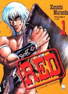 Copertina RED LIVING ON THE EDGE n.1 - RED LIVING ON THE EDGE 1, STAR COMICS