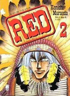 Copertina RED LIVING ON THE EDGE n.2 - RED LIVING ON THE EDGE 2, STAR COMICS