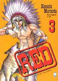 Copertina RED LIVING ON THE EDGE n.3 - RED LIVING ON THE EDGE 3, STAR COMICS