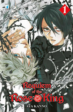 Copertina REQUIEM OF THE ROSE KING n.1 - REQUIEM OF THE ROSE KING 1, STAR COMICS