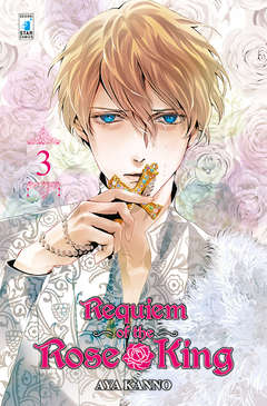 Copertina REQUIEM OF THE ROSE KING n.3 - REQUIEM OF THE ROSE KING 3, STAR COMICS
