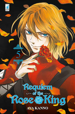Copertina REQUIEM OF THE ROSE KING n.5 - REQUIEM OF THE ROSE KING 5, STAR COMICS