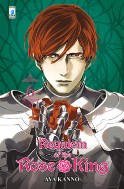 Copertina REQUIEM OF THE ROSE KING n.6 - REQUIEM OF THE ROSE KING 6, STAR COMICS