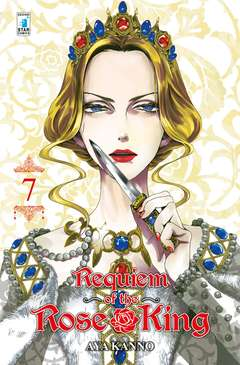 Copertina REQUIEM OF THE ROSE KING n.7 - REQUIEM OF THE ROSE KING, STAR COMICS
