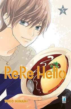 Copertina RERE HELLO (m11) n.5 - RERE HELLO, STAR COMICS
