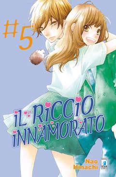 Copertina RICCIO INNAMORATO (m5) n.5 - RICCIO INNAMORATO, STAR COMICS