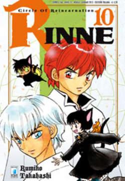 Copertina RINNE n.10 - RINNE 10, STAR COMICS