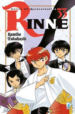 Copertina RINNE n.33 - RINNE, STAR COMICS