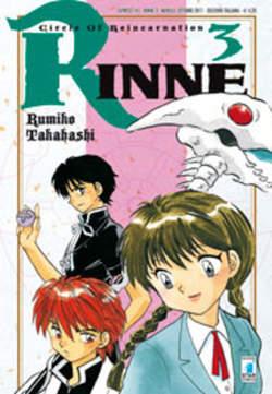 Copertina RINNE n.3 - RINNE 3, STAR COMICS