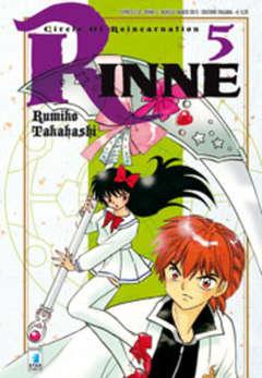 Copertina RINNE n.5 - RINNE 5, STAR COMICS