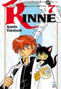 Copertina RINNE n.7 - RINNE 7, STAR COMICS