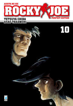 Copertina ROCKY JOE Perfect Edition m13 n.10 - ROCKY JOE - Perfect Edition, STAR COMICS