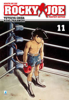 Copertina ROCKY JOE Perfect Edition m13 n.11 - ROCKY JOE - Perfect Edition , STAR COMICS