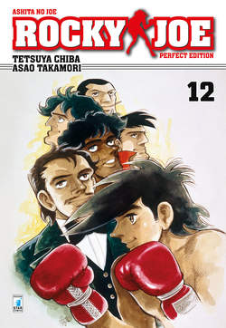 Copertina ROCKY JOE Perfect Edition m13 n.12 - ROCKY JOE - Perfect Edition , STAR COMICS