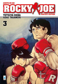 Copertina ROCKY JOE Perfect Edition m13 n.3 - ROCKY JOE - Perfect Edition, STAR COMICS