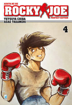 Copertina ROCKY JOE Perfect Edition m13 n.4 - ROCKY JOE Perfect Edition, STAR COMICS