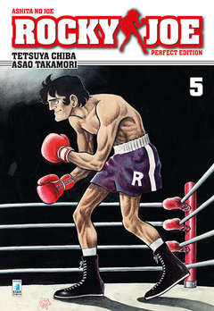 Copertina ROCKY JOE Perfect Edition m13 n.5 - ROCKY JOE - Perfect Edition, STAR COMICS