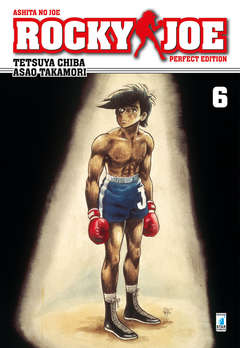 Copertina ROCKY JOE Perfect Edition m13 n.6 - ROCKY JOE Perfect Edition , STAR COMICS