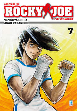 Copertina ROCKY JOE Perfect Edition m13 n.7 - ROCKY JOE Perfect Edition , STAR COMICS