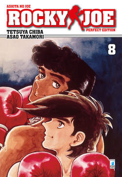 Copertina ROCKY JOE Perfect Edition m13 n.8 - ROCKY JOE - Perfect Edition, STAR COMICS