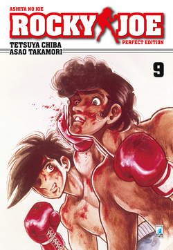 Copertina ROCKY JOE Perfect Edition m13 n.9 - ROCKY JOE - Perfect Edition, STAR COMICS