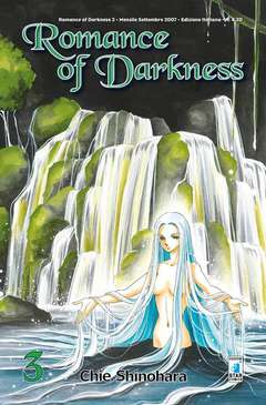 Copertina ROMANCE OF DARKNESS n.3 - ROMANCE OF DARKNESS 3, STAR COMICS