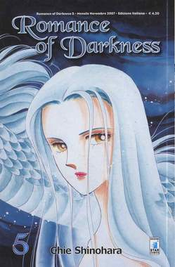 Copertina ROMANCE OF DARKNESS n.5 - ROMANCE OF DARKNESS 5, STAR COMICS