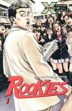 Copertina ROOKIES n.1 - ROOKIES 1, STAR COMICS