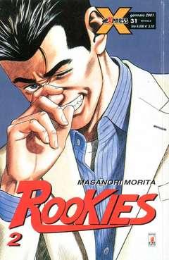 Copertina ROOKIES n.2 - ROOKIES 2, STAR COMICS