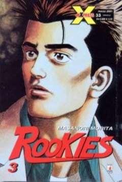 Copertina ROOKIES n.3 - ROOKIES 3, STAR COMICS