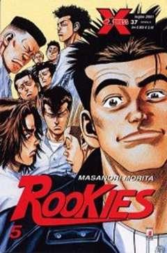Copertina ROOKIES n.5 - ROOKIES 5, STAR COMICS