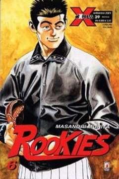 Copertina ROOKIES n.6 - ROOKIES 6, STAR COMICS