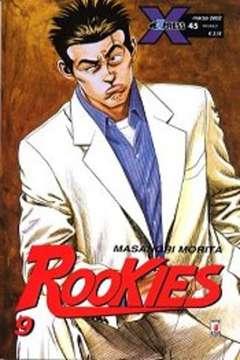 Copertina ROOKIES n.9 - ROOKIES 9, STAR COMICS