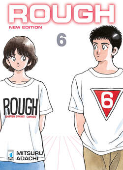 Copertina ROUGH NEW EDITION n.6 - ROUGH NEW EDITION (m6), STAR COMICS