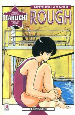 Copertina ROUGH n.3 - ROUGH 3, STAR COMICS