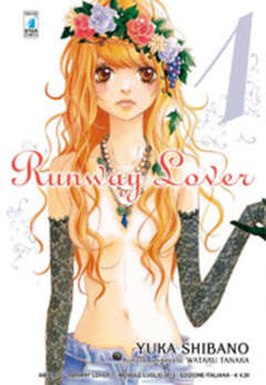Copertina RUNWAY LOVER n.1 - RUNWAY LOVER (m3), STAR COMICS