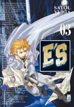Copertina E'S n.3 - E'S 3, STAR COMICS