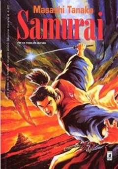 Copertina SAMURAI n.43 - SAMURAI, STAR COMICS