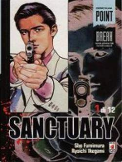 Copertina SANCTUARY n.53 - SERIE COMPLETA, SANCTUARY 1/12, STAR COMICS
