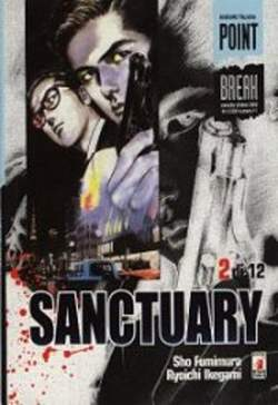 Copertina SANCTURARY n.2 - SANCTUARY 2, STAR COMICS