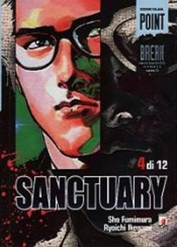 Copertina SANCTURARY n.4 - SANCTUARY 4, STAR COMICS