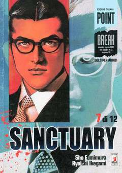 Copertina SANCTURARY n.7 - SANCTUARY 7, STAR COMICS