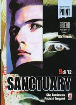 Copertina SANCTURARY n.9 - SANCTUARY 9, STAR COMICS