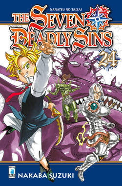 Copertina SEVEN DEADLY SINS n.24 - SEVEN DEADLY SINS, STAR COMICS