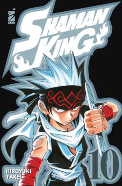 Copertina SHAMAN KING FINAL EDIT. n.10 - SHAMAN KING FINAL EDITION, STAR COMICS